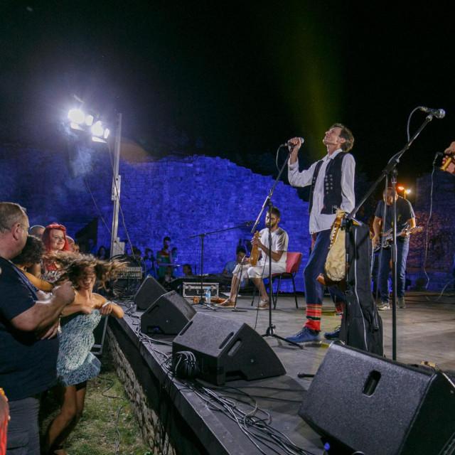 Koncert grupe Kries na solinskoj Gradini<br /> Jakov Prkić/CROPIX