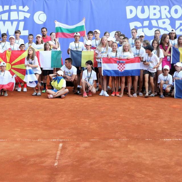 Dubrovnik DUB Bowl okupio je i ove godine mališane sa svih strana svijeta