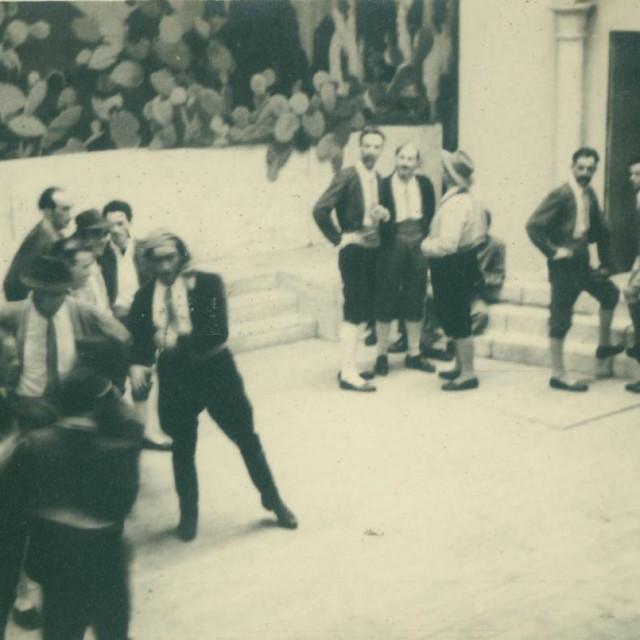 'Cavalleria rusticana', 1949.