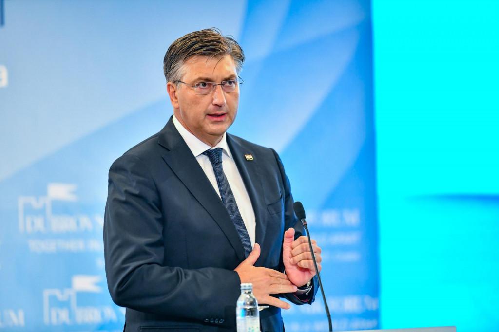 Andrej Plenković: Svaka cijepljena osoba je spriječena zaraza danas, spašen život sutra i jedna mogućnost mutacije manje