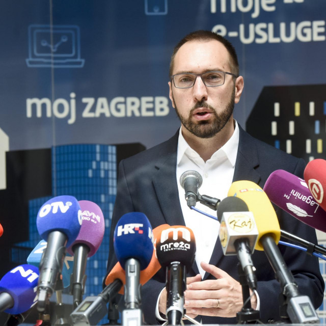 Tomislav Tomašević, 'meganoman', a ne megaloman