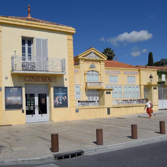 Najstarije namjensko izgrađeno kino u radu