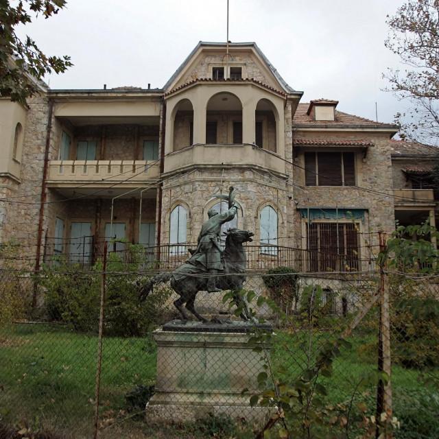 Ljetna palač Tatoi