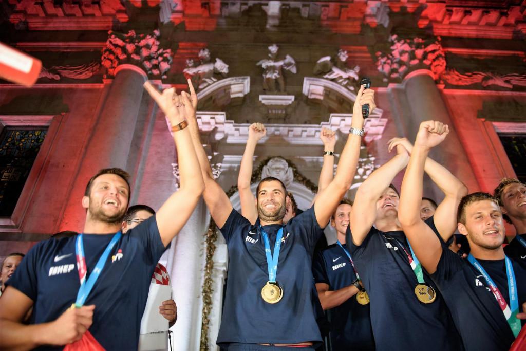 Xavi Garcia slavi naslov svjetskog prvaka - doček u Dubrovniku