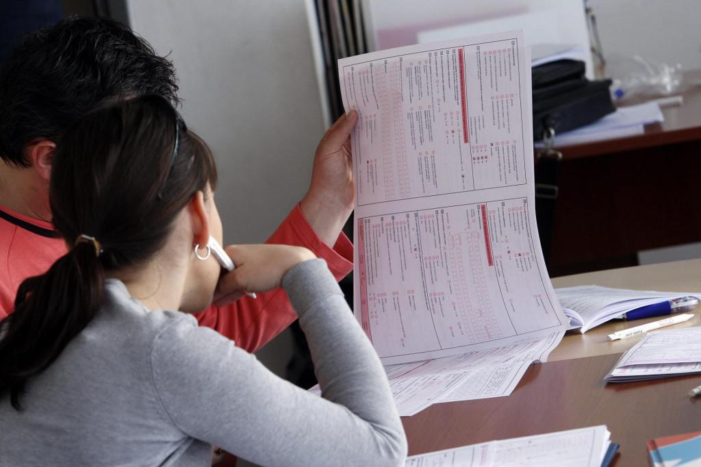 Kontrola popunjenih formulara na popisu stanovništva