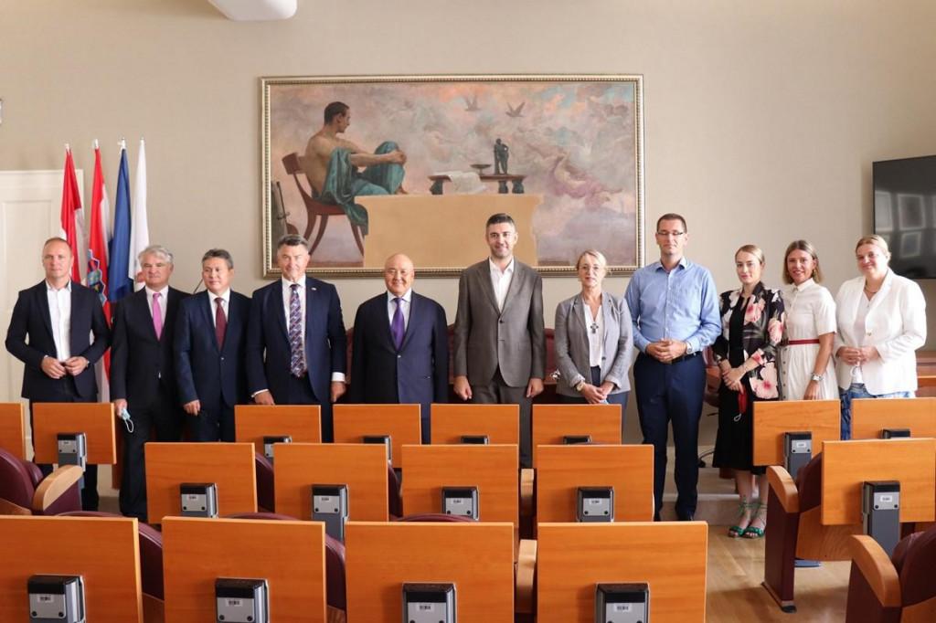 Kazahstan i Dubrovnik imaju puno dodirnih točki i područja za suradnju