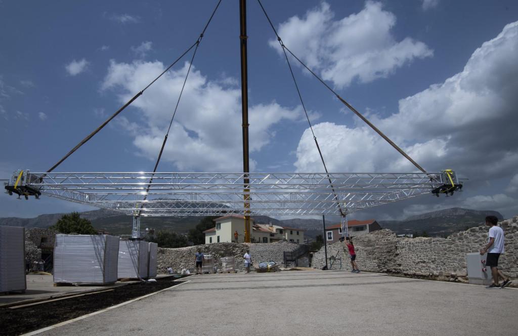 Gradina će u produkcijskom smislu imati puno bolje uvjete i svjetski standard<br />