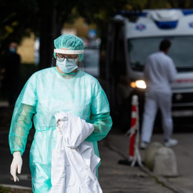 Trenutno je na području županije 46 aktivnih slučajeva zaraze koronavirusom