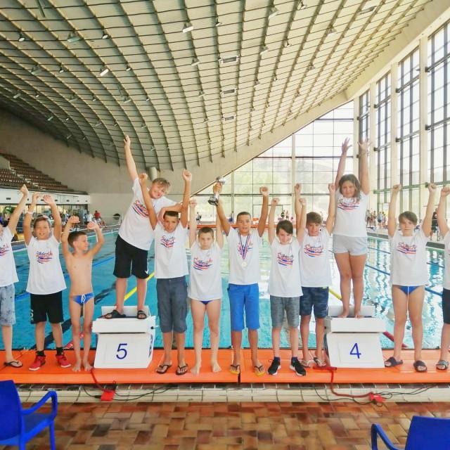 Mlađi kadeti i kadeti 'Šibenika' nastupili na prvenstvu Dalmacije u Splitu