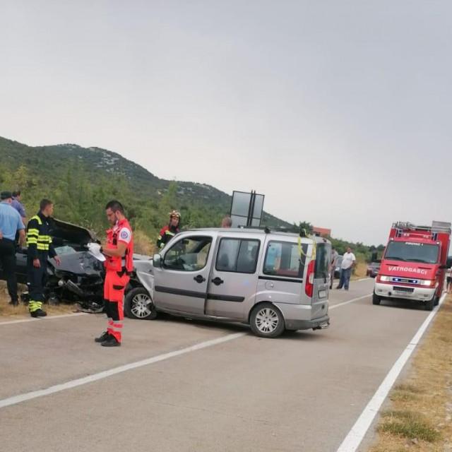 Prometna nesreća u Banjevcima