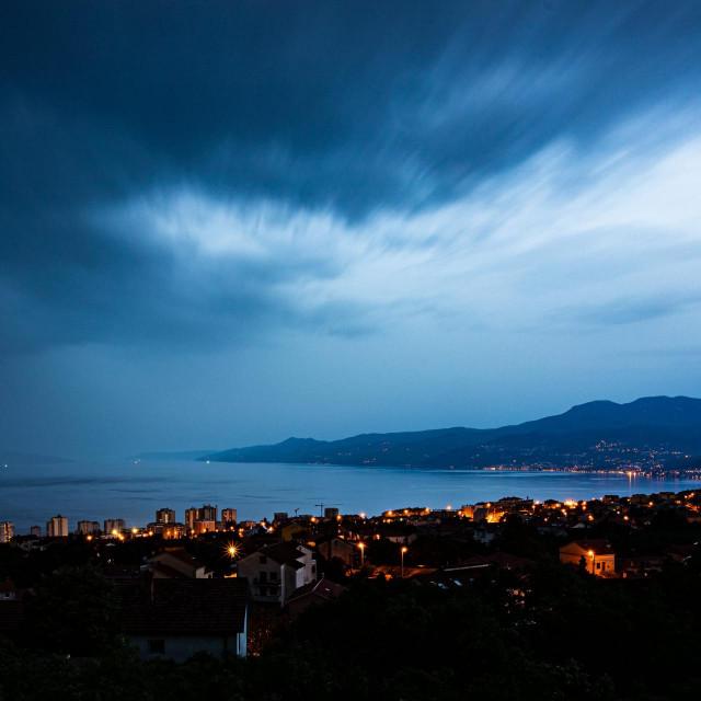 Sjeverni Jadran prvi je osjetio ljetno nevrijeme<br />