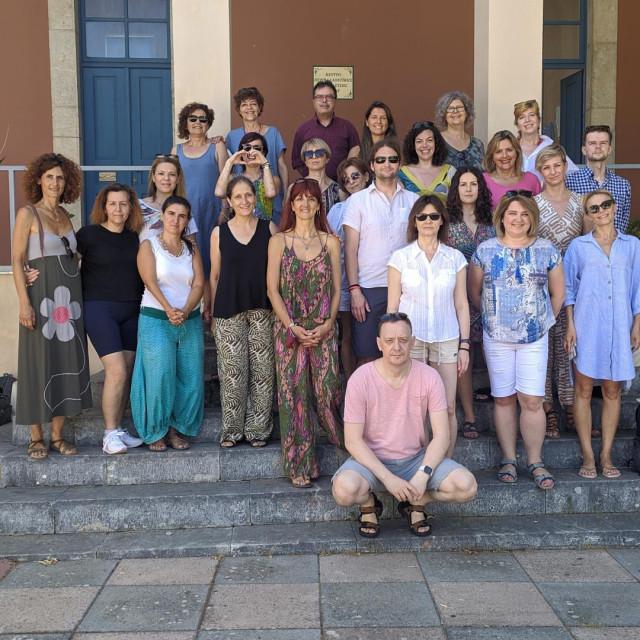 Projekt zadarskih odgajateljica na Kreti