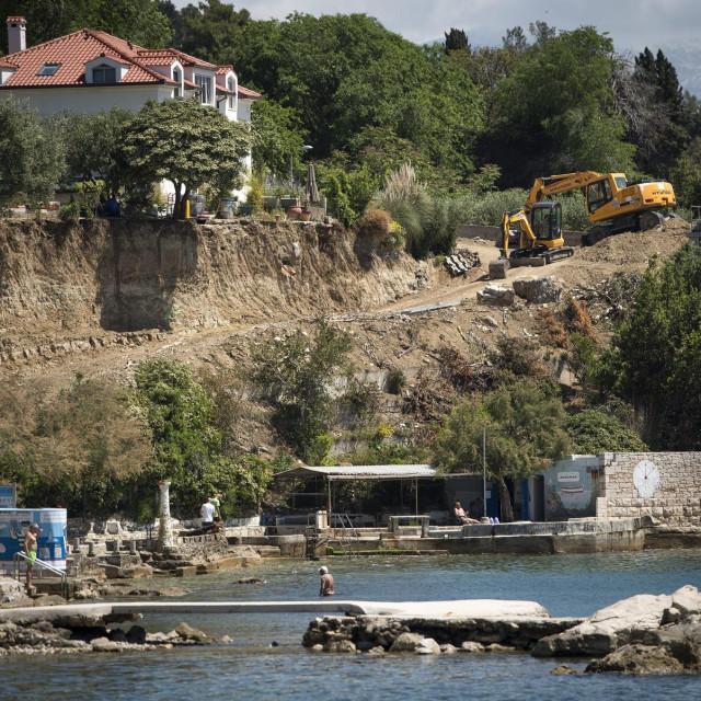Gradnja na Ježincu uspjela je posvađati pročelnike za zaštitu okoliša u Gradu Splitu i Splitsko-dalmatinskoj županiji
