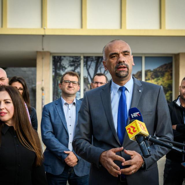 Marko Jelić i Iris Ukić Kotarac<br />