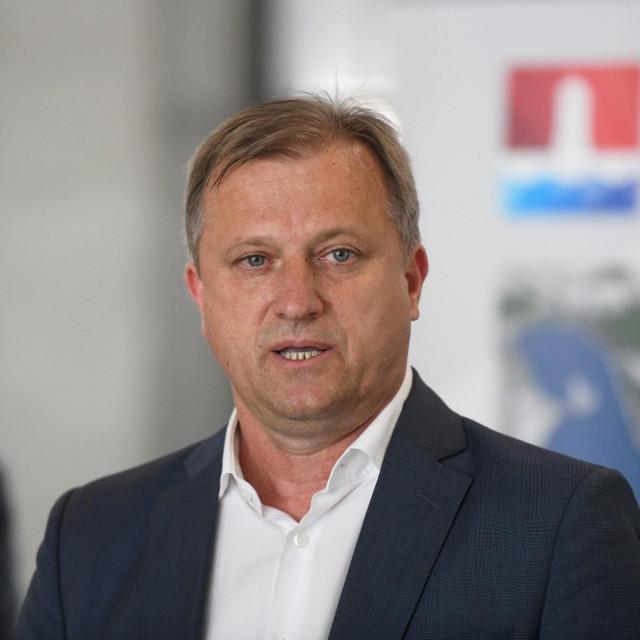 Gradonačelnik Branko Dukić