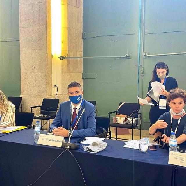 Gradonačelnik Mato Franković sudjelovao je u Portu na međunarodnoj konferenciji o održivom urbanom turizmu u organizaciji Svjetske turističke organizacije