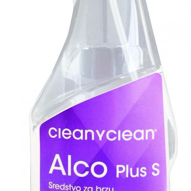 Ivero Cleanyclean Alco Plus S