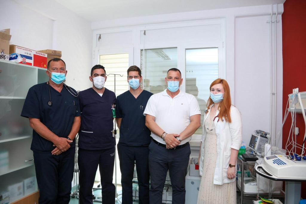 Odjel za kardiologiju Opce bolnice Dubrovnik<br />