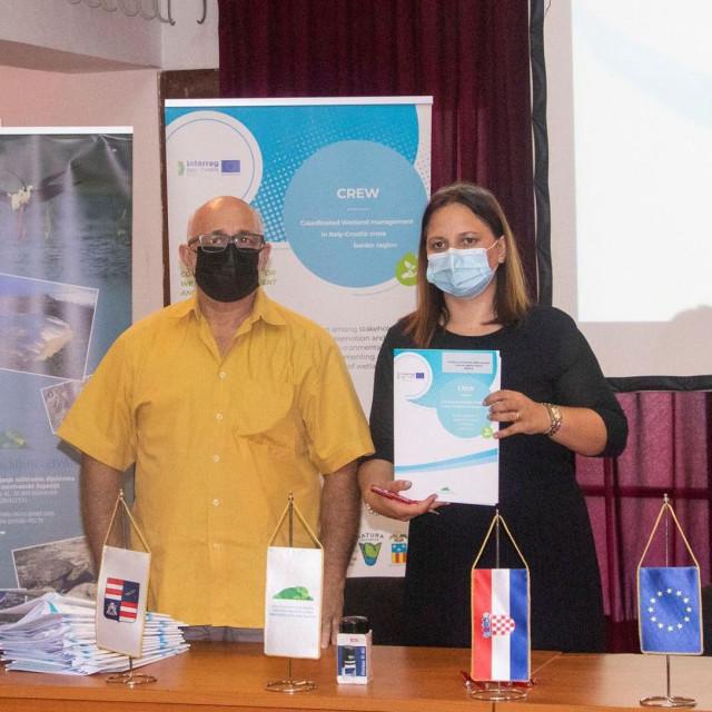 Potpisani Sporazumi o očuvanju i zaštiti močvarnog područja doline rijeke Neretve