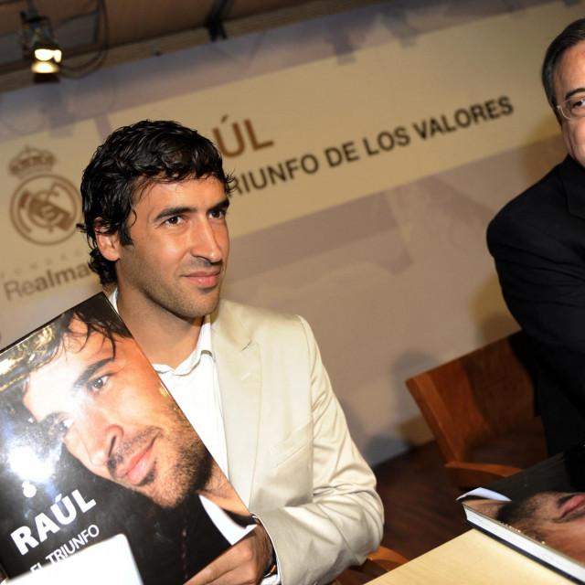 Perez je za Raula 2006. kazao: 'Ima problema sa ženom, trebao se razvesti i problem bi bio riješen'