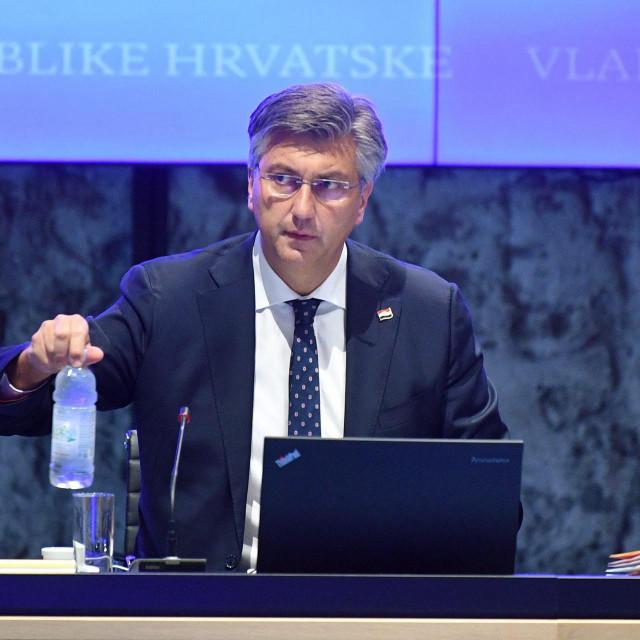 Andrej Plenković: S dvije doze je cijepljeno 39 posto ljudi, što nije dovoljno