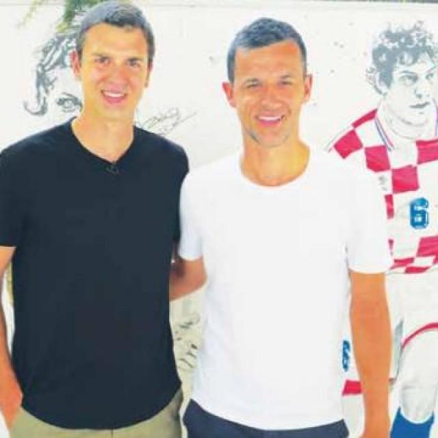 Mario Ančić i Mate Pavić dva teniska asa