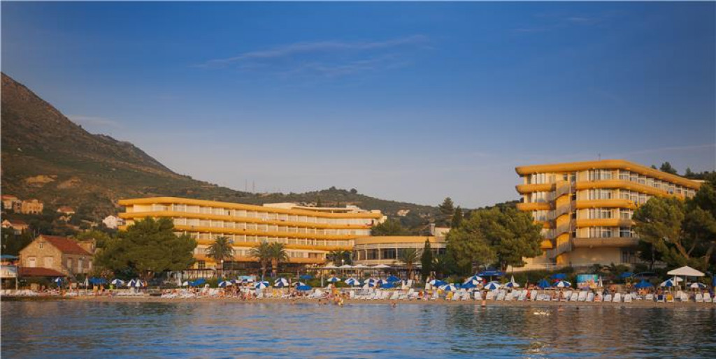Hotel Albatros u Cavtatu