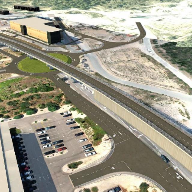Ovako će izgledati prometni čvor Njivice - ulaz u Šibenik
