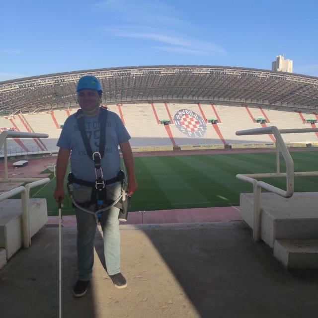 Ivan Bogdanović hrabro se odvažio na adrenalinsku avanturu