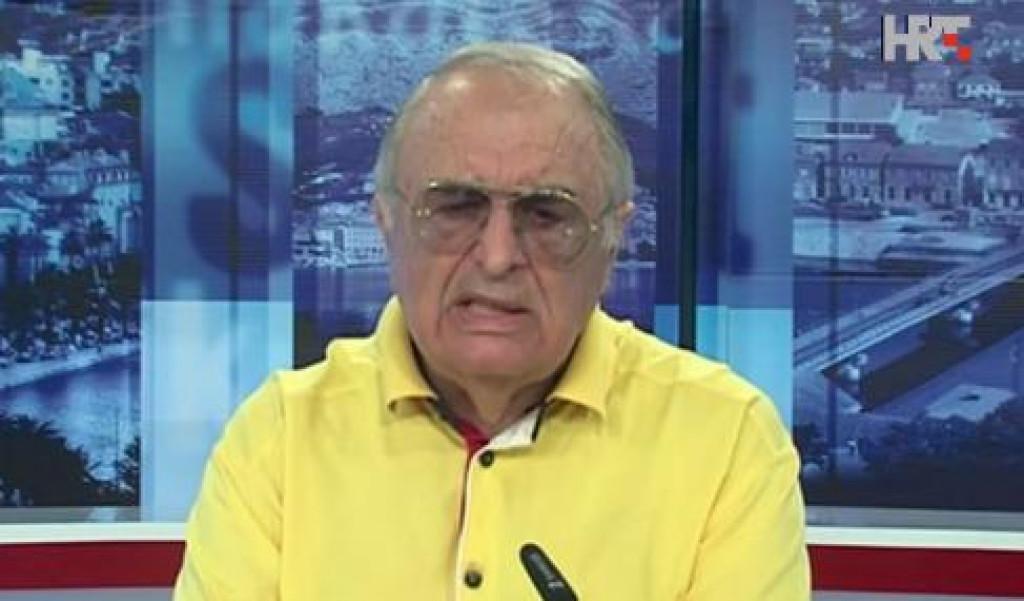Edo Pezzi za nastupa na Hrvatskoj televiziji, koji je izazvao niz komentara