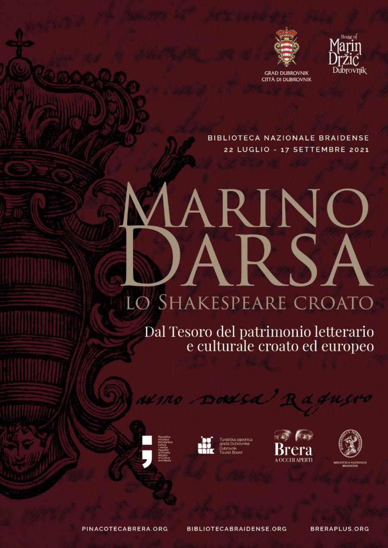 Izložba o Marinu Držiću otvara se u Milanu u četvrtak