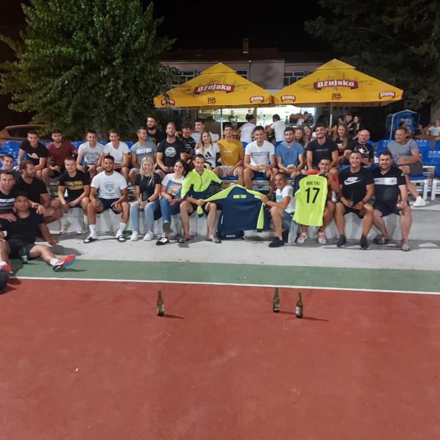 Malonogometni turnir u Galovcu