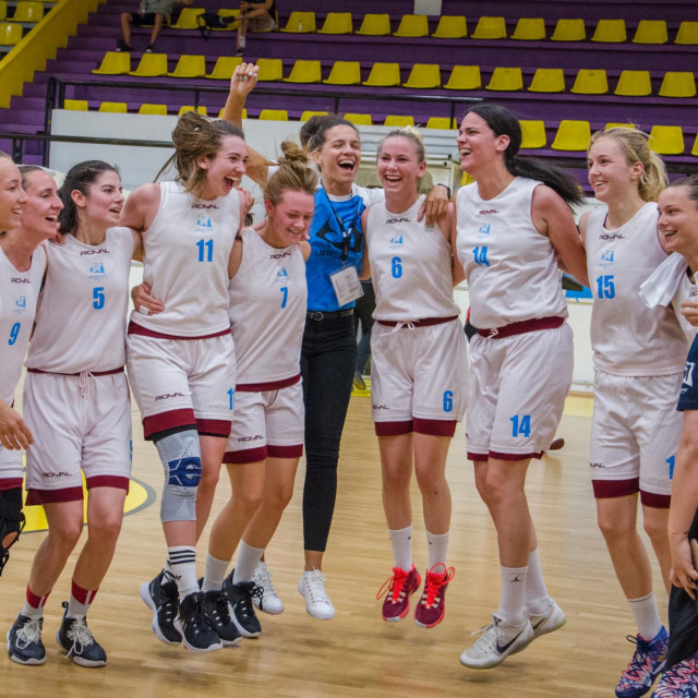 Unisport Finals- žene košarka