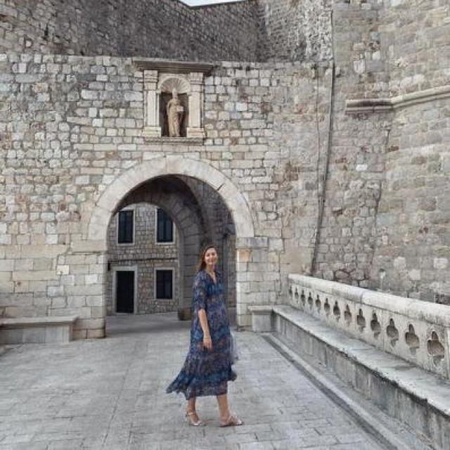 Maria Sharapova u Gradu