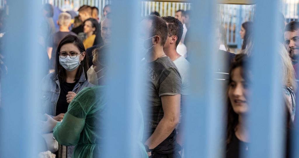 Brzo testiranje kao pred Thompsonov koncert prošle subote u Sinju organizatori SARS-a ne misle organizirati<br />