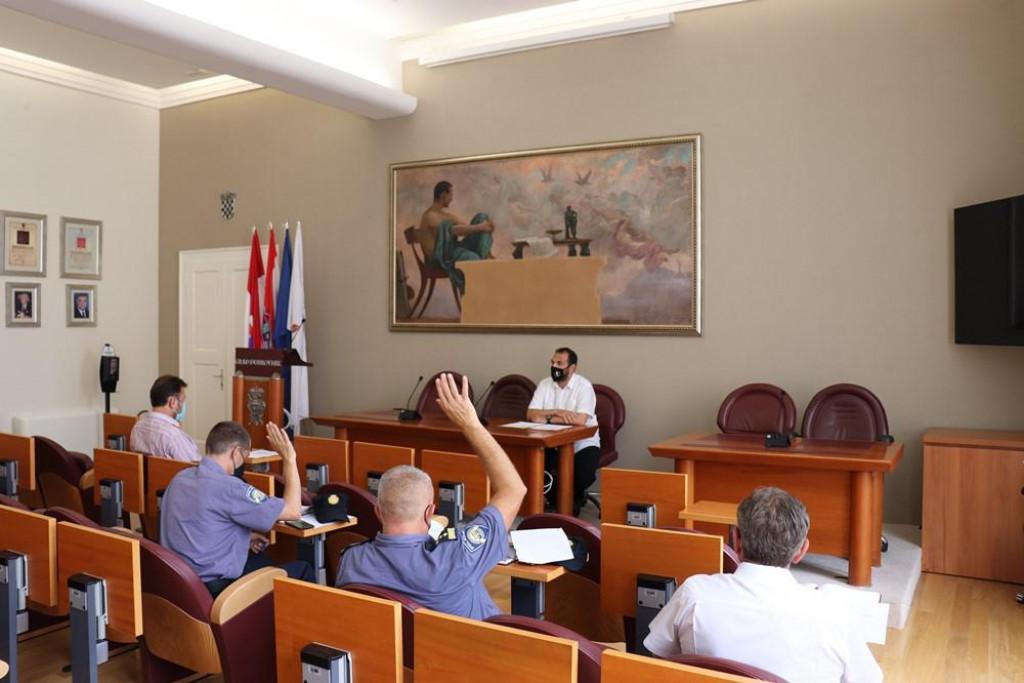 Održana četvrta sjednica Vijeća za prevenciju kriminaliteta Grada Dubrovnika