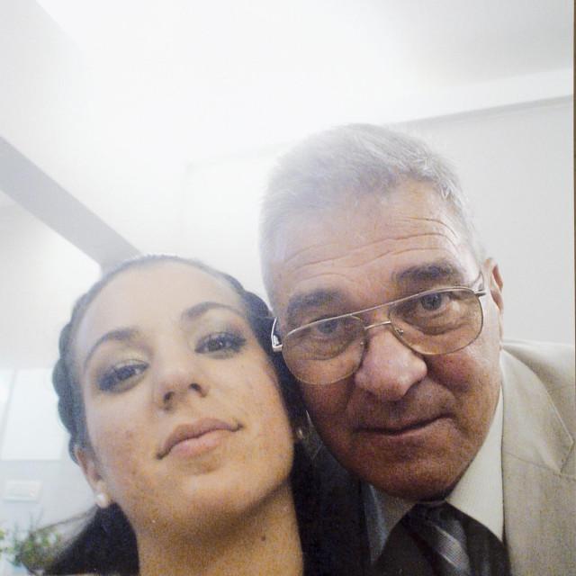 Ivan Ganza i njegova unuka Ana Dragičević vuku iste umjetničke gene