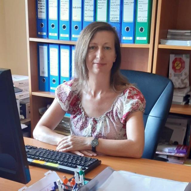 Melita Bošnjak, voditeljica Referentnog centra Vukovar