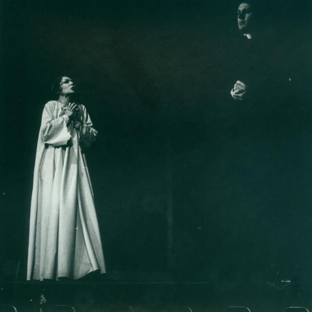 <strong>Zdravka Krstulović</strong> u legendarnoj 'Gloriji' iz 1978. na pozornici kina 'Split'