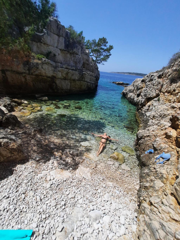Najpoznatija privatna plaža u Hrvatskoj