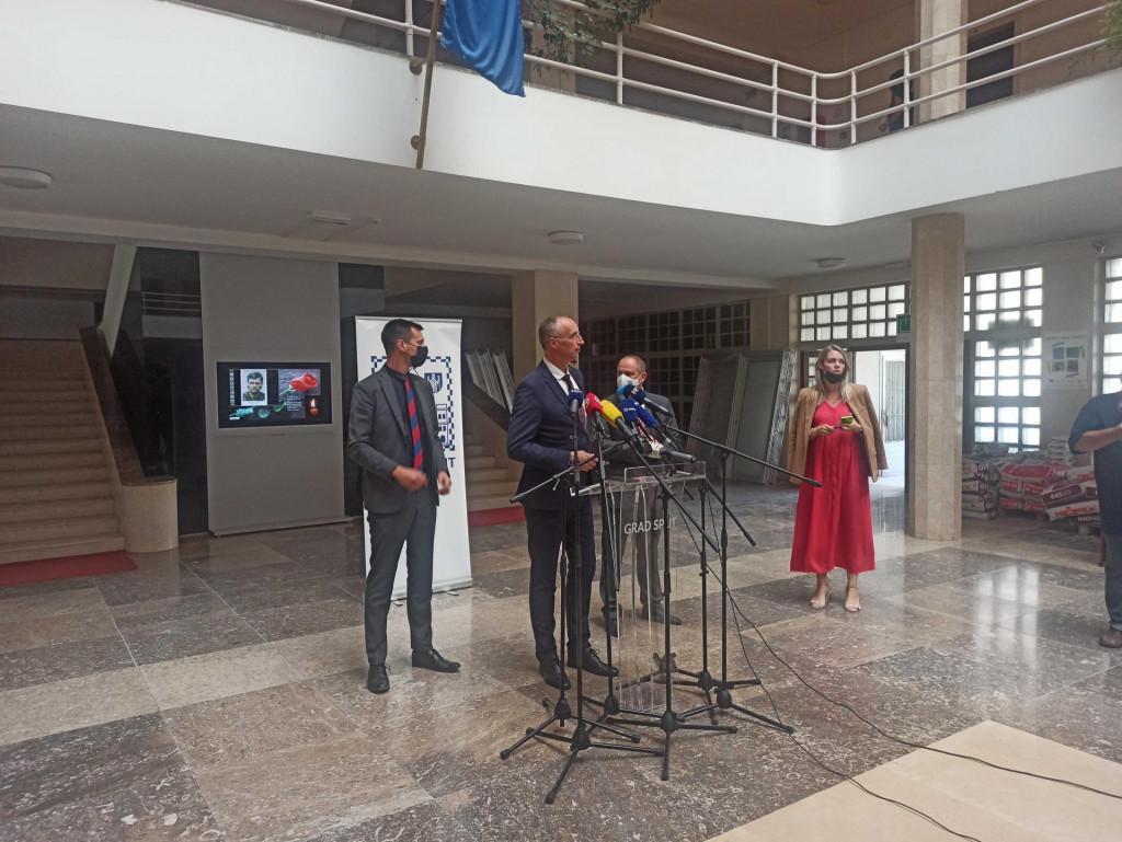 Gradonačelnik Ivica Puljak o policijskoj akciji u Banovini