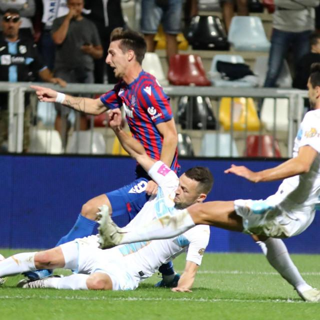 Marin Jakoliš u dresu Hajduka