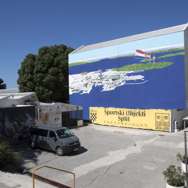Mural na Gripama vjerojatno neće još dugo opstati