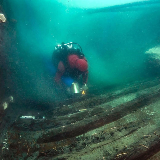 Ostatke su arheolozi otkrili pri iskapanju na mjestu Herakliona