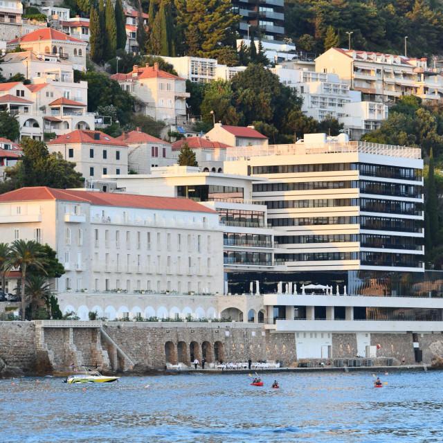 Hoteli Argentina, Excelsior, Bellevue, Villa Dubrovnik i Rixos Libertas imaju interne crpne stanice u vlastitom održavanju