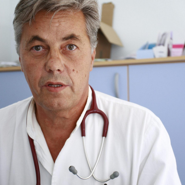 Dr. Ivan Gudelj, bivši šef Klinike za plućne bolesti KBC-a Split uskoro ide u mirovinu