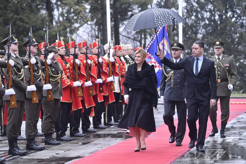 Kolinda Grabar Kitarović bila je i prva žena pomoćnica glavnog tajnika NATO-a za javnu diplomaciju