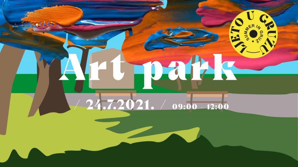 <br /> Prvi STREET ART/ART PARK