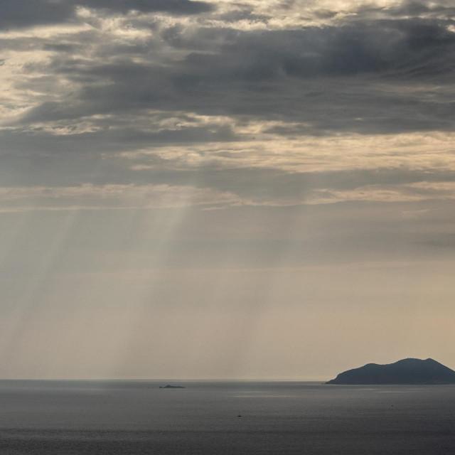 Mirno poslijepodne na zapadu otoka Visa