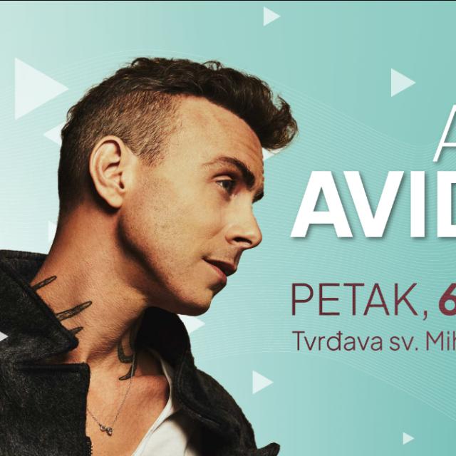 Asaf Avidan nastupa u Šibeniku